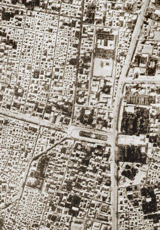 تهران نگاری - بانک نقشه ها و عناوین مکانی تهران قدیم